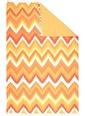 MarkaEv Bodrum Çift Taraflı Kilim 150x230cm Oranj